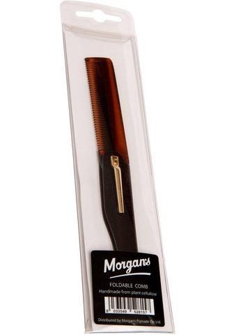 """MORGAN'S Расческа для бороды """"Foldable Mou..."""