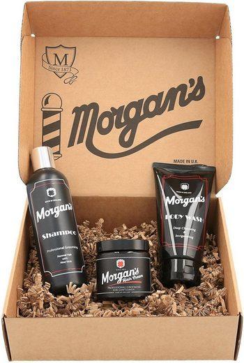 Morgan's Geschenk-Box »Gentleman's Grooming Gift Set«, 3-tlg.