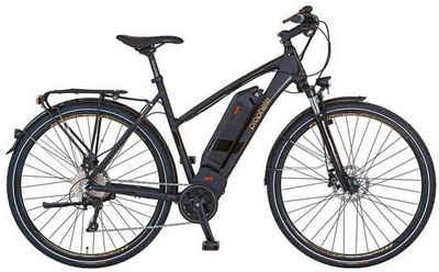 Prophete E-Bike »eSport«, 10 Gang Shimano Deore Schaltwerk, Kettenschaltung, Mittelmotor 250 W