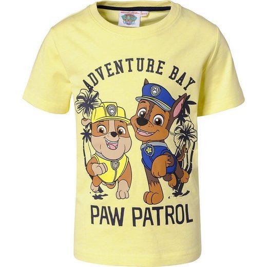 PAW PATROL T-Shirt »PAW Patrol T-Shirt für Jungen, Organic Cotton«