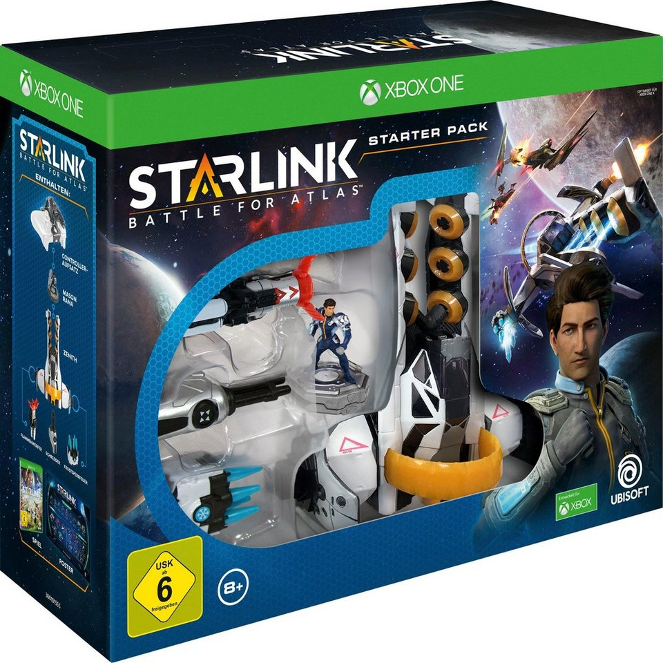 starlink starter pack xbox one online kaufen otto. Black Bedroom Furniture Sets. Home Design Ideas