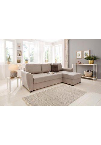HOME AFFAIRE Kampinė sofa »Quin«