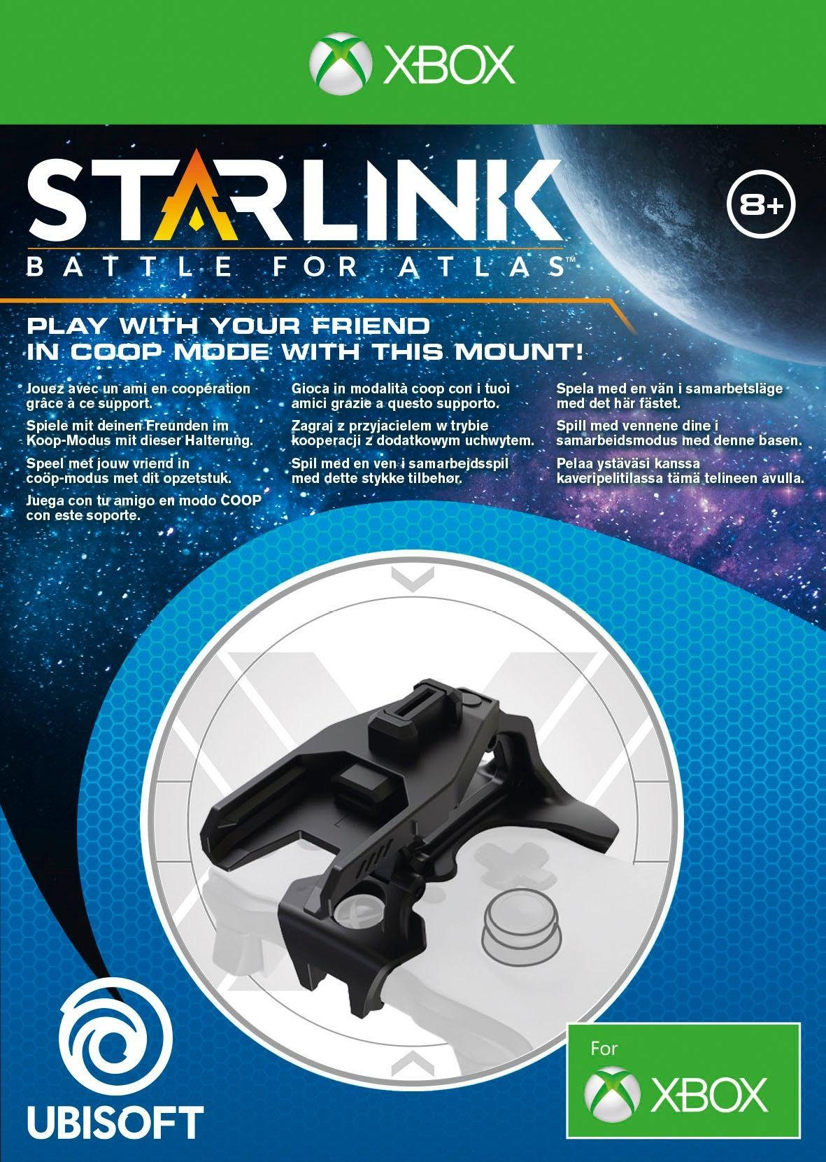 Xbox One Starlink MOUNT CO-OP Pack Controller Adapter