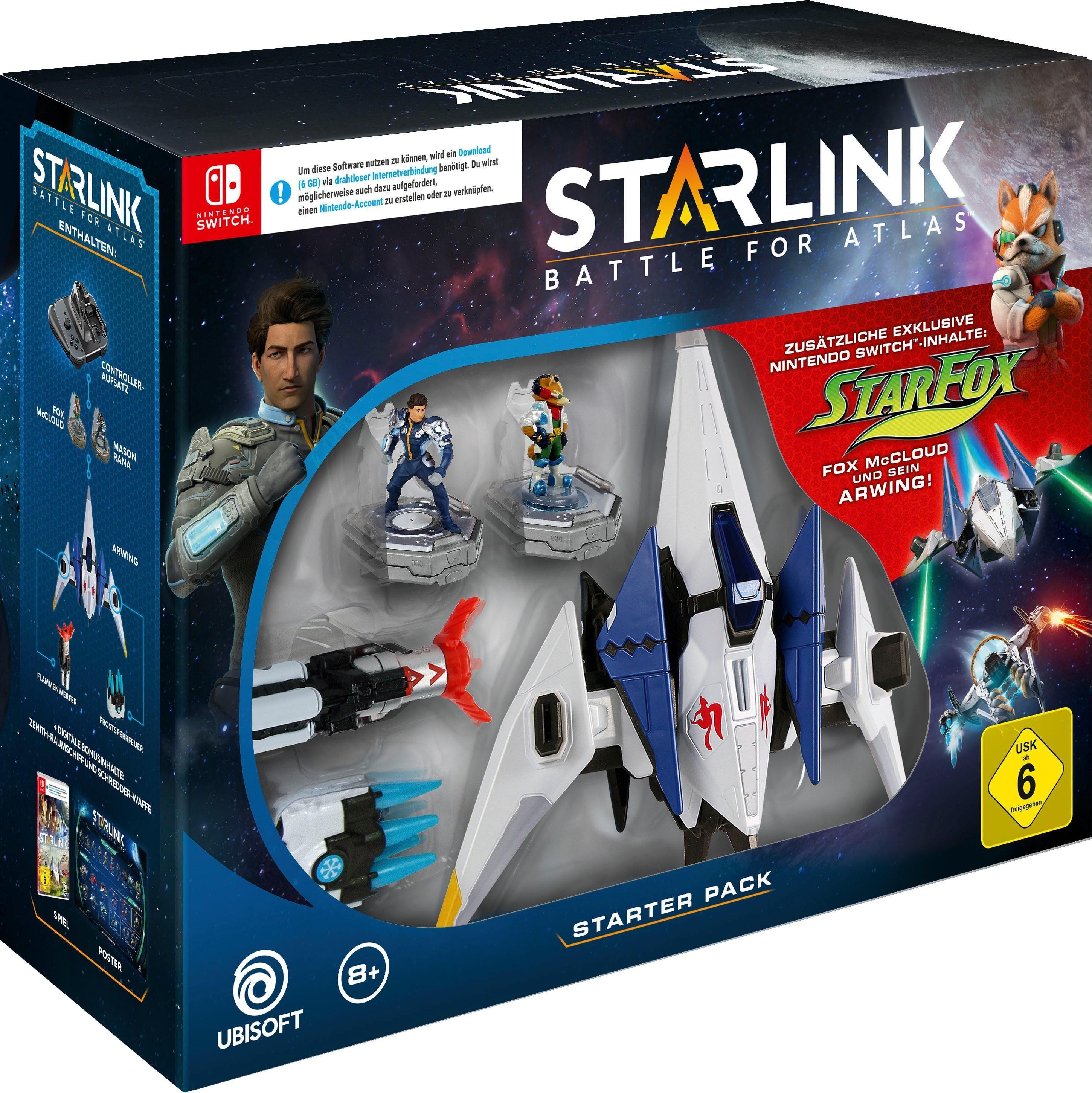 Starlink Starter Pack Nintendo Switch
