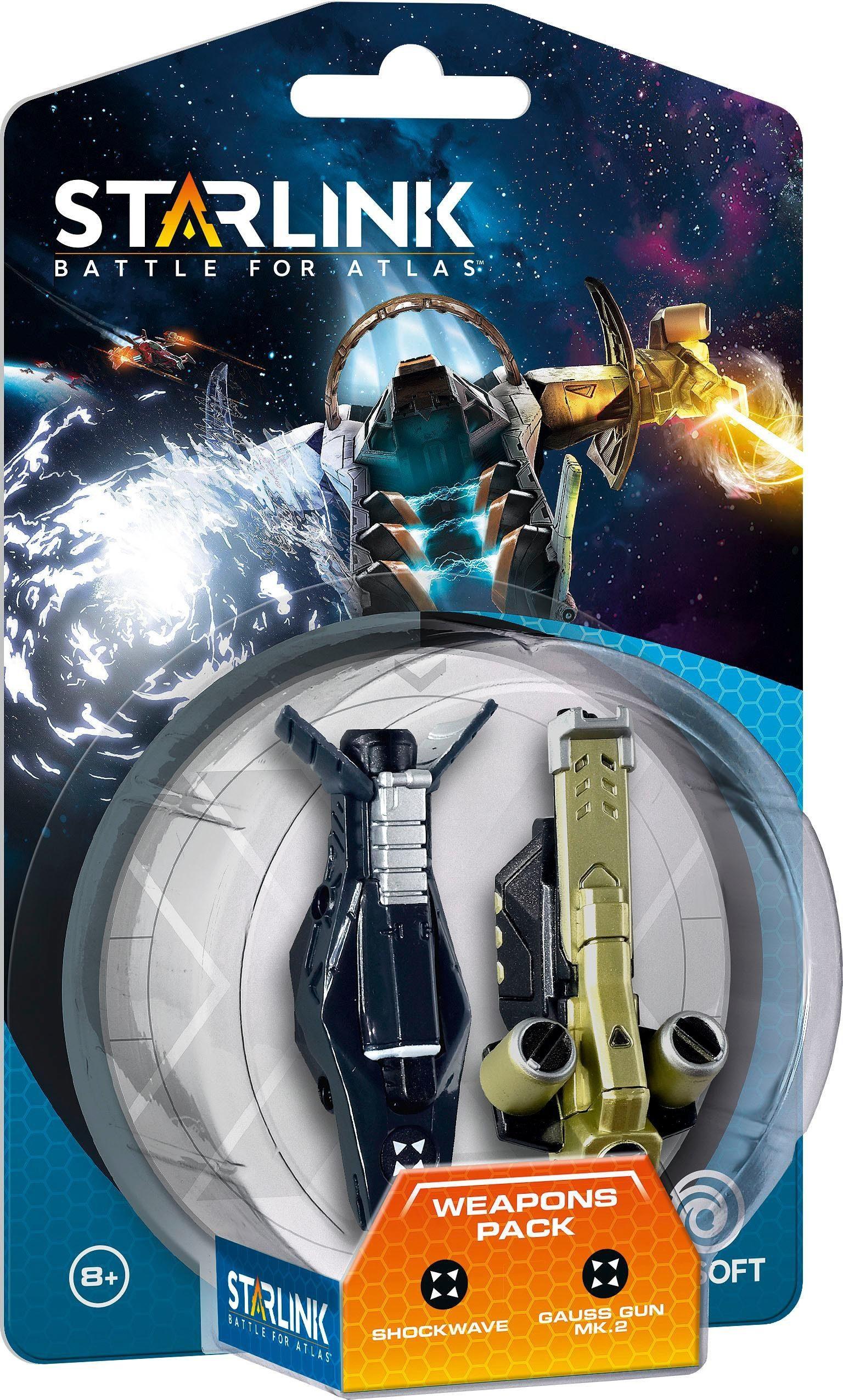 Starlink Weapon Pack - Shockwave & Gauss Spielfigur