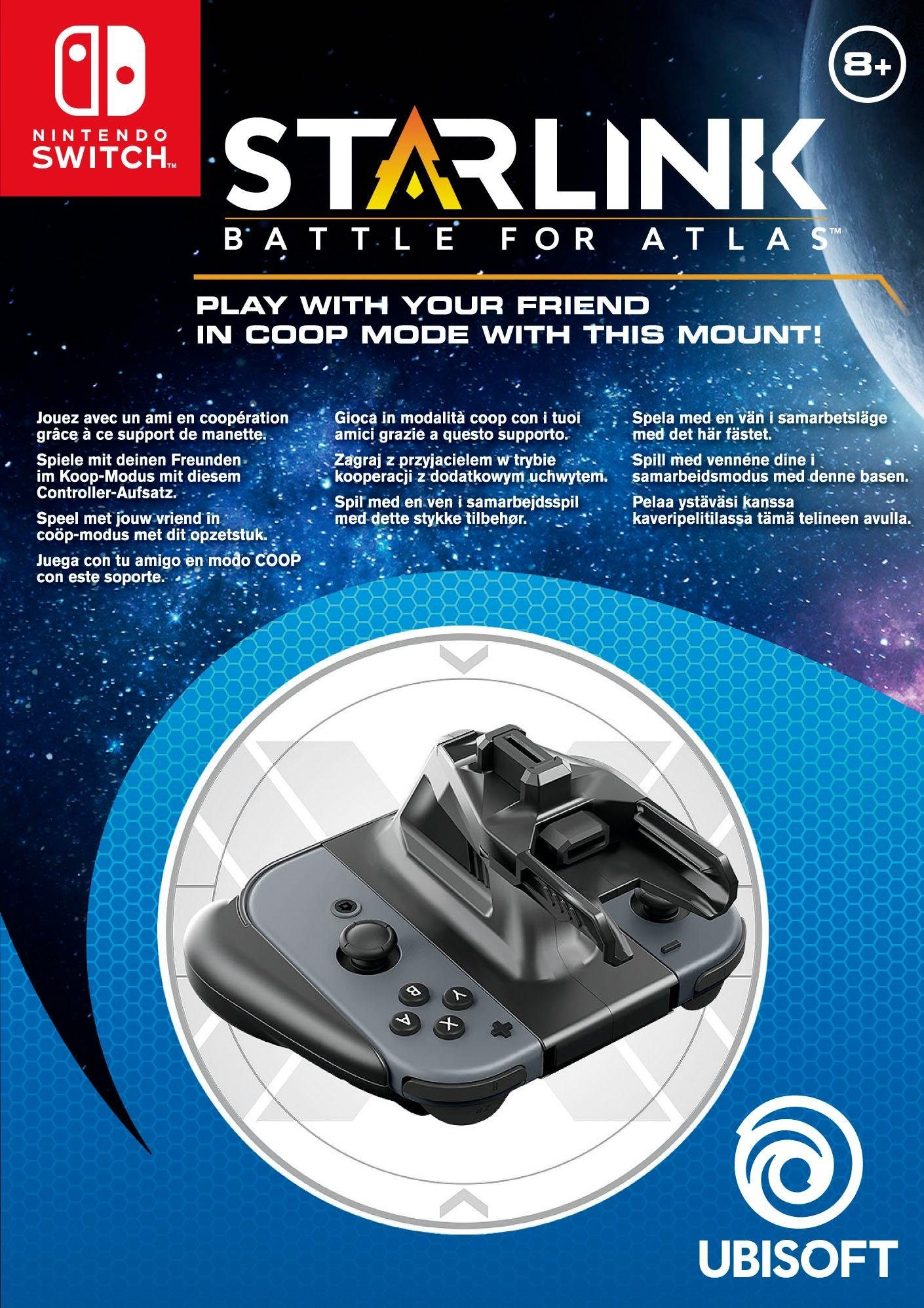 Switch Starlink MOUNT CO-OP Pack Controller Adapter
