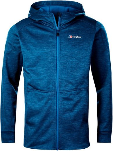 Berghaus Outdoorjacke »Kamloops Hooded Fleece Jacket Men«