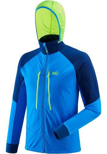 Herren Millet Outdoorjacke Pierra Ment II Jacket Men blau | 03515729473433