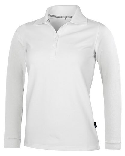 agon® Poloshirt mit COOLMAX® ALL SEASON