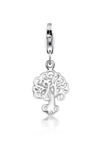 Nenalina Charm-Einhänger »Anhänger Baum des Lebens Tree of Life 925 Silber«