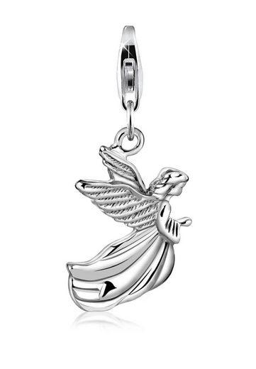 Nenalina Charm-Einhänger »Engel Anhänger Flügel Schutz Talisman 925 Silber«
