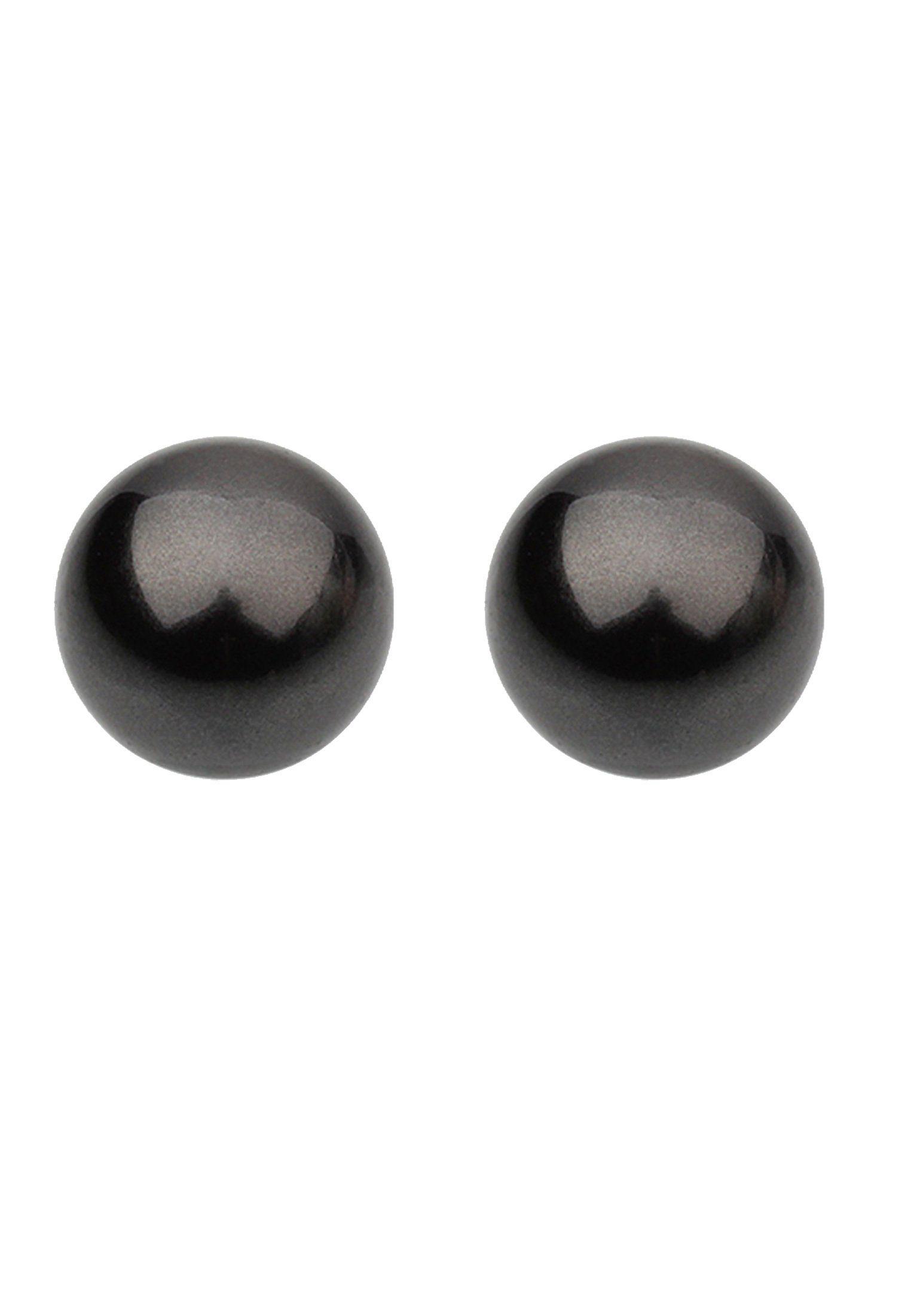Kaufen Ohrstecker Swarovski® 925 Kristalle Online Perle Silber« Paar Nenalina »klassisch CshxtrQd