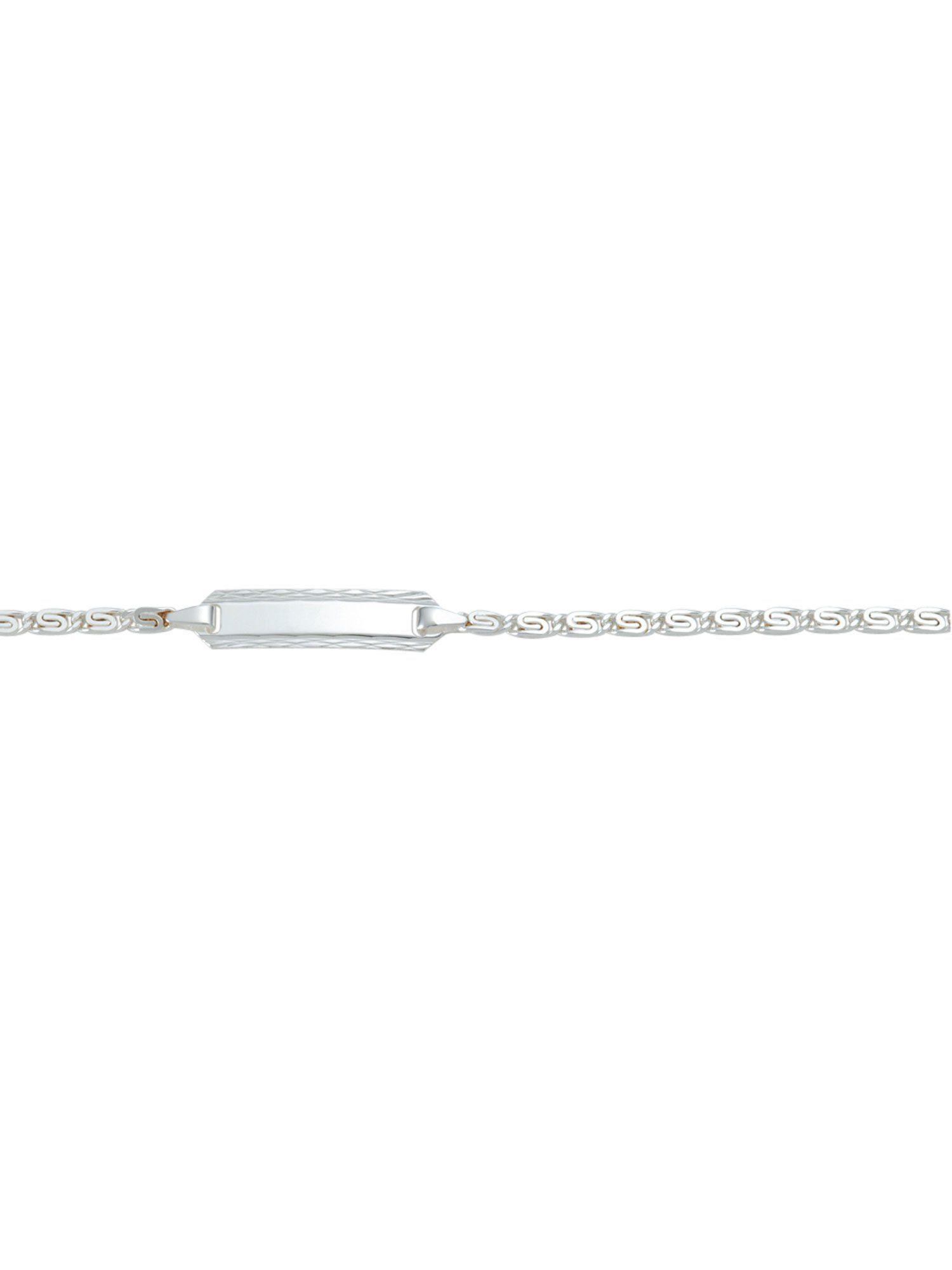 Adelia´s Silberarmband »Silber Armbänder« 925 Sterling Silber S Panzerkette