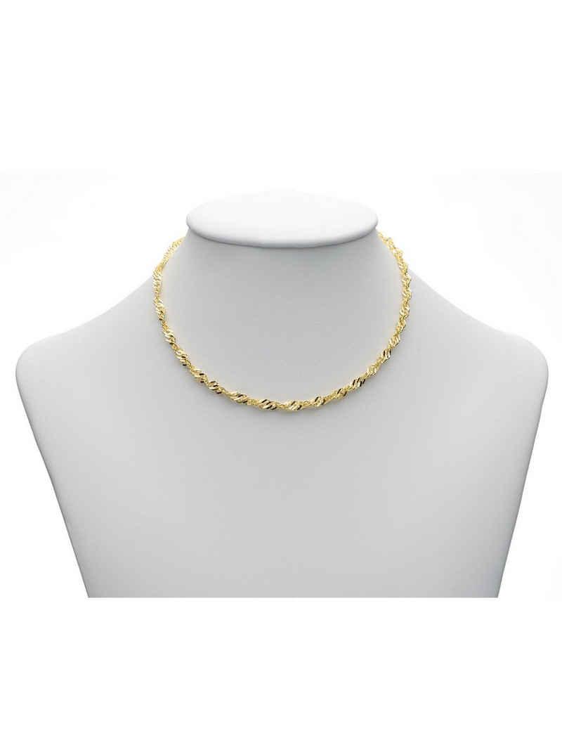 Adelia´s Goldarmband »Gold Armbänder«, 8 k 333 Gelbgold Singapur Kette