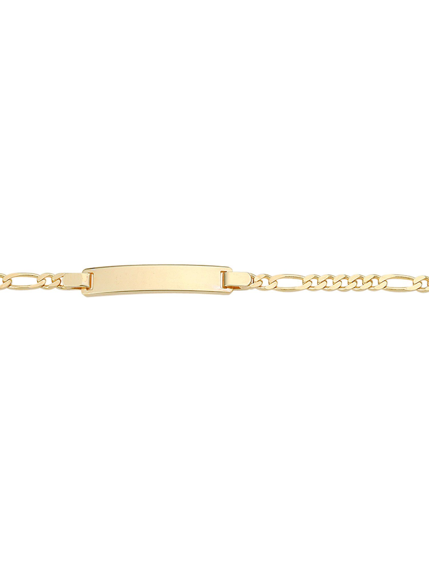 Adelia´s Goldarmband »Gold Armbänder« 8 k 333 Gelbgold Figarokette | Schmuck > Halsketten > Goldketten | Goldfarben | Adelia´s