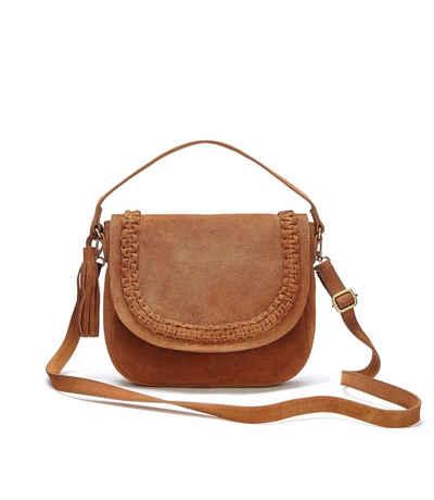 aa5a024b26421 Handtasche in braun online kaufen