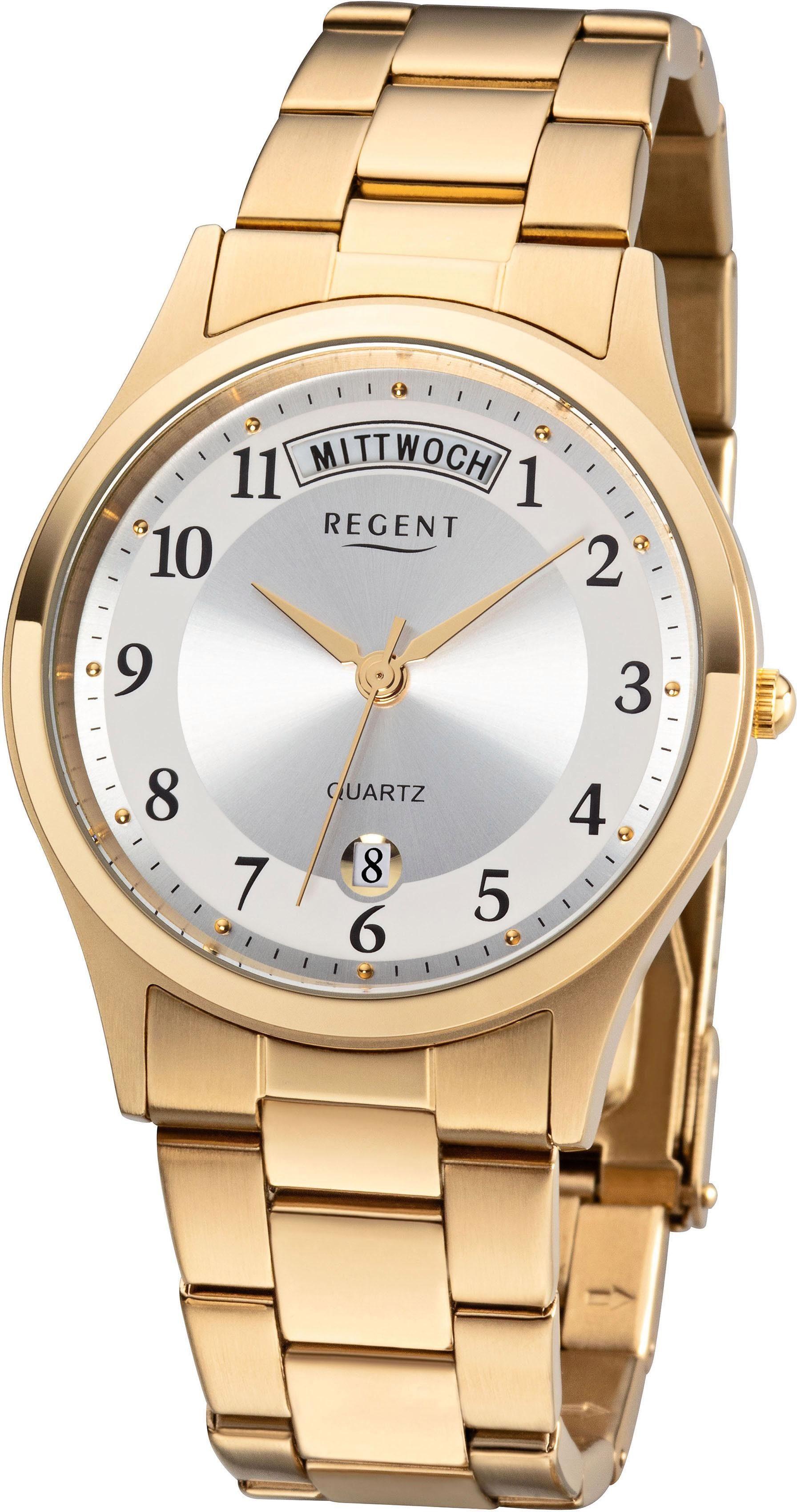 Regent Quarzuhr »11140146«