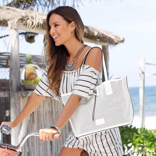 Lascana Shopper Shopper Mit Mit Lascana Cutouts Shopper Lascana Cutouts IxqYwB7c