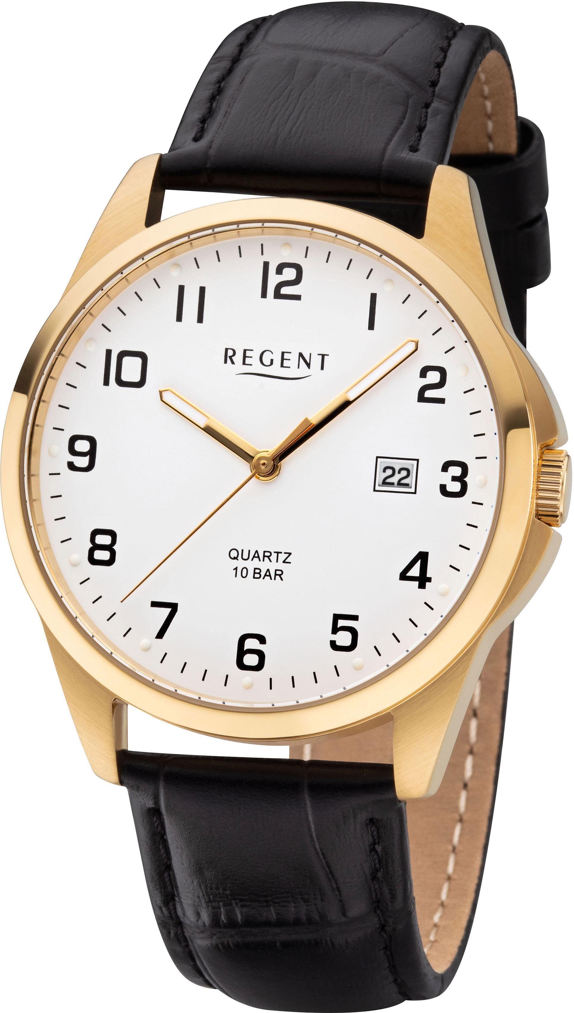 Regent Quarzuhr »11100300«