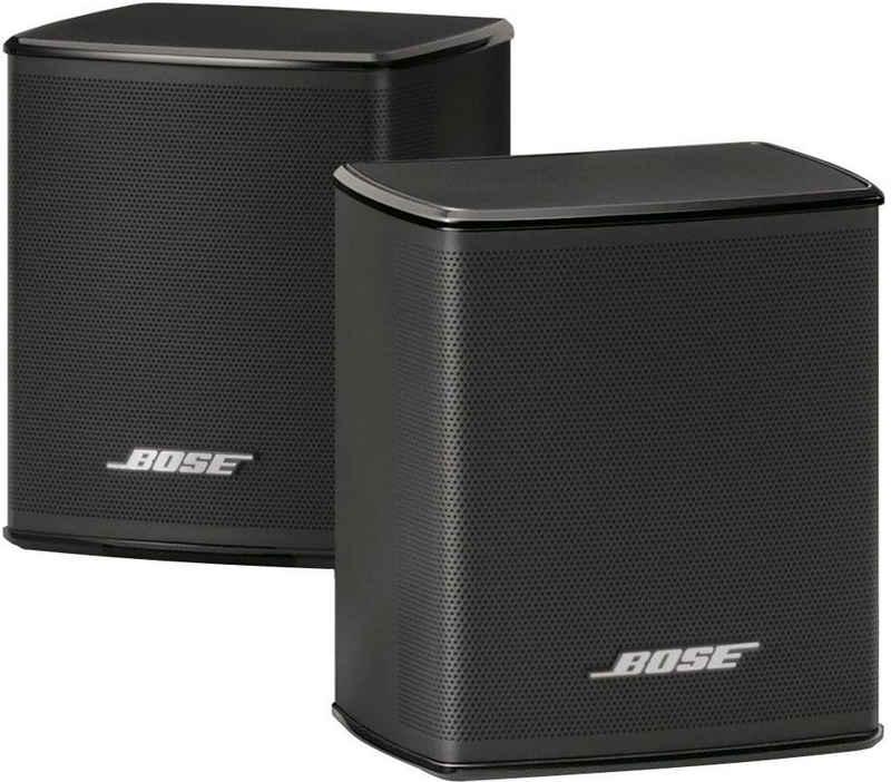 Bose Surround Speakers Surround-Lautsprecher (für Bose Smart Soundbar 300, Soundbar 500, Soundbar 700)