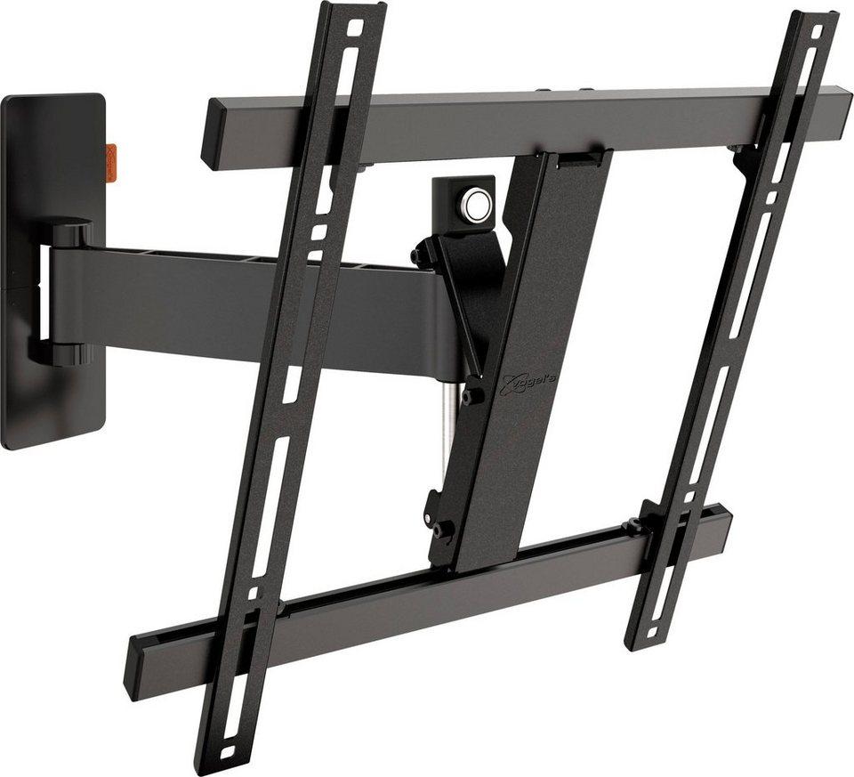 vogel 39 s tv wandhalterung wall 3225 schwenkbar f r 81 140 cm 32 55 zoll fernseher vesa. Black Bedroom Furniture Sets. Home Design Ideas