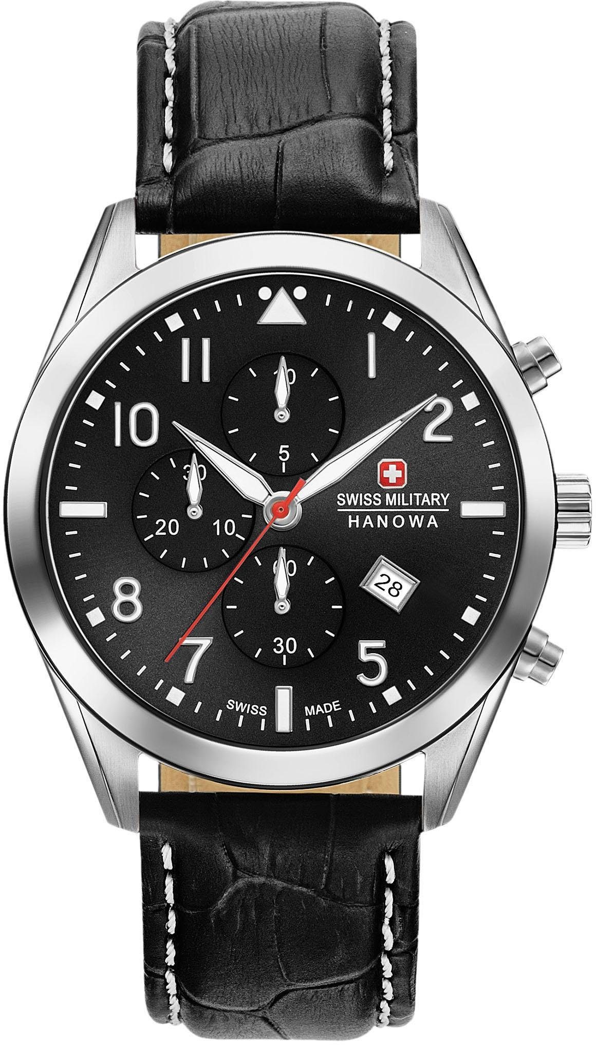 Swiss Military Hanowa Chronograph »HELVETUS CHRONO, 06-4316.04.007« mit kleiner Sekunde