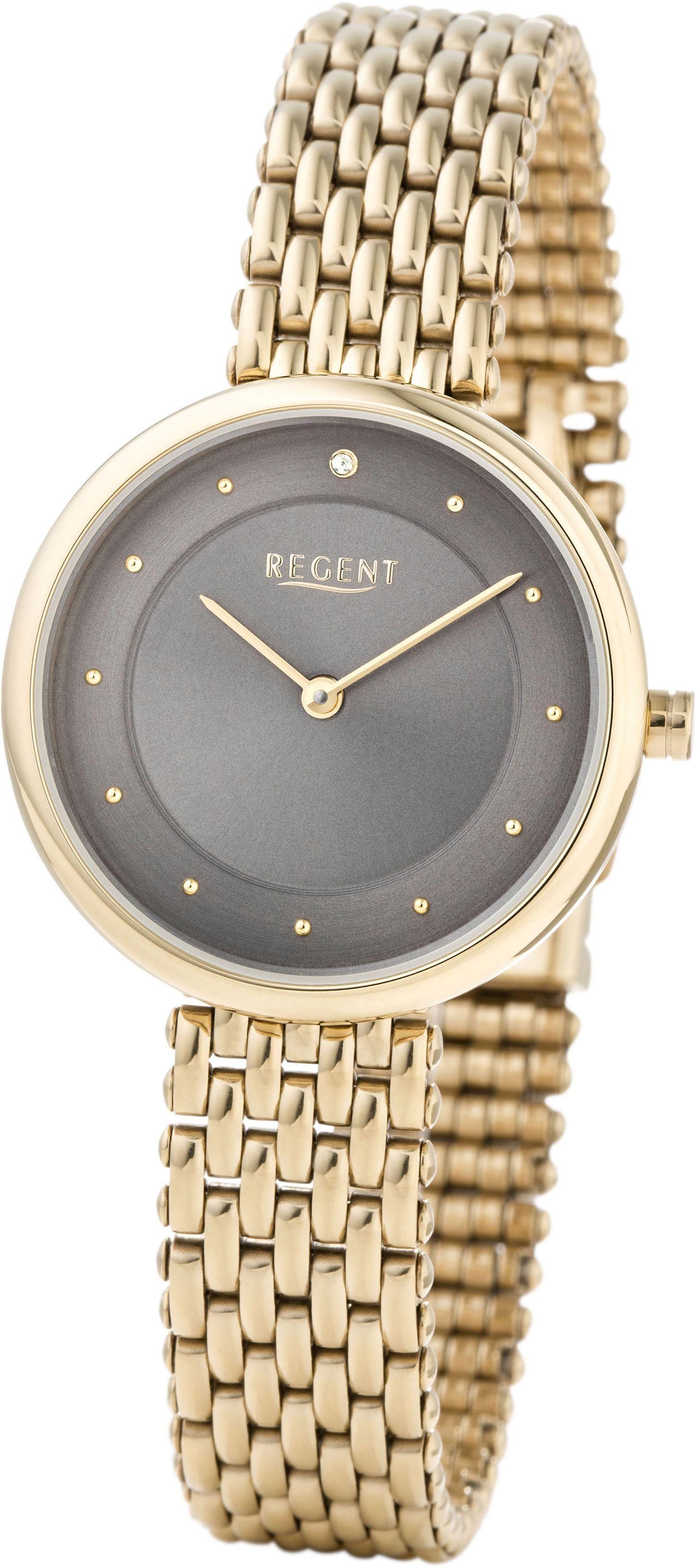 Regent Quarzuhr »12211035«