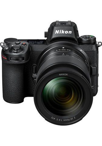 NIKON »Kit Z 6 24?70« Sisteminis fotoaparata...