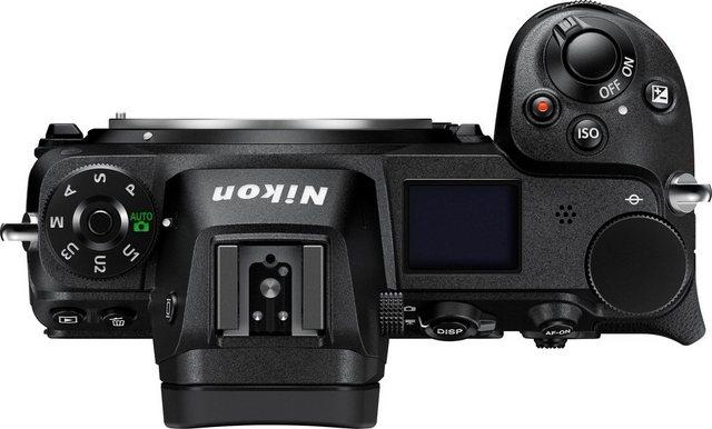 Systemkameras - Nikon »Kit Z 6 FTZ« Systemkamera (24,5 MP, Bluetooth, WLAN (Wi Fi)  - Onlineshop OTTO