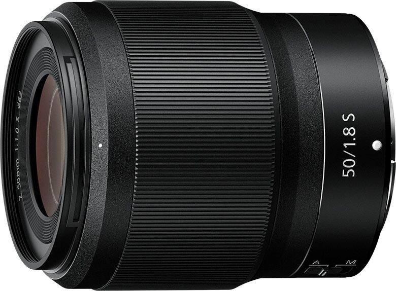»Nikkor Z 50mm 1:1,8 S« Objektiv