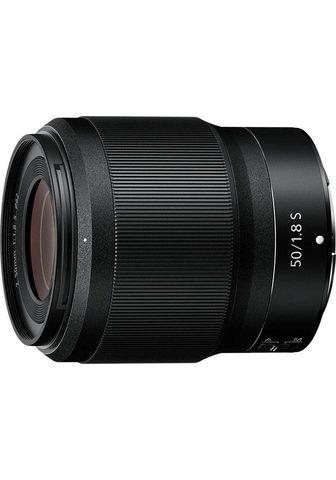 »Nikkor Z 50mm 1:18 S« объ...