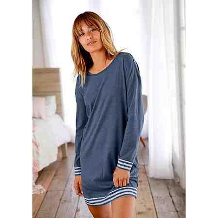 Damennachthemden für einen erholsamen Schlaf. Ob kurzes oder langes Nachthemd - Nachthemden sind ideale Begleiter für warme Sommertage!