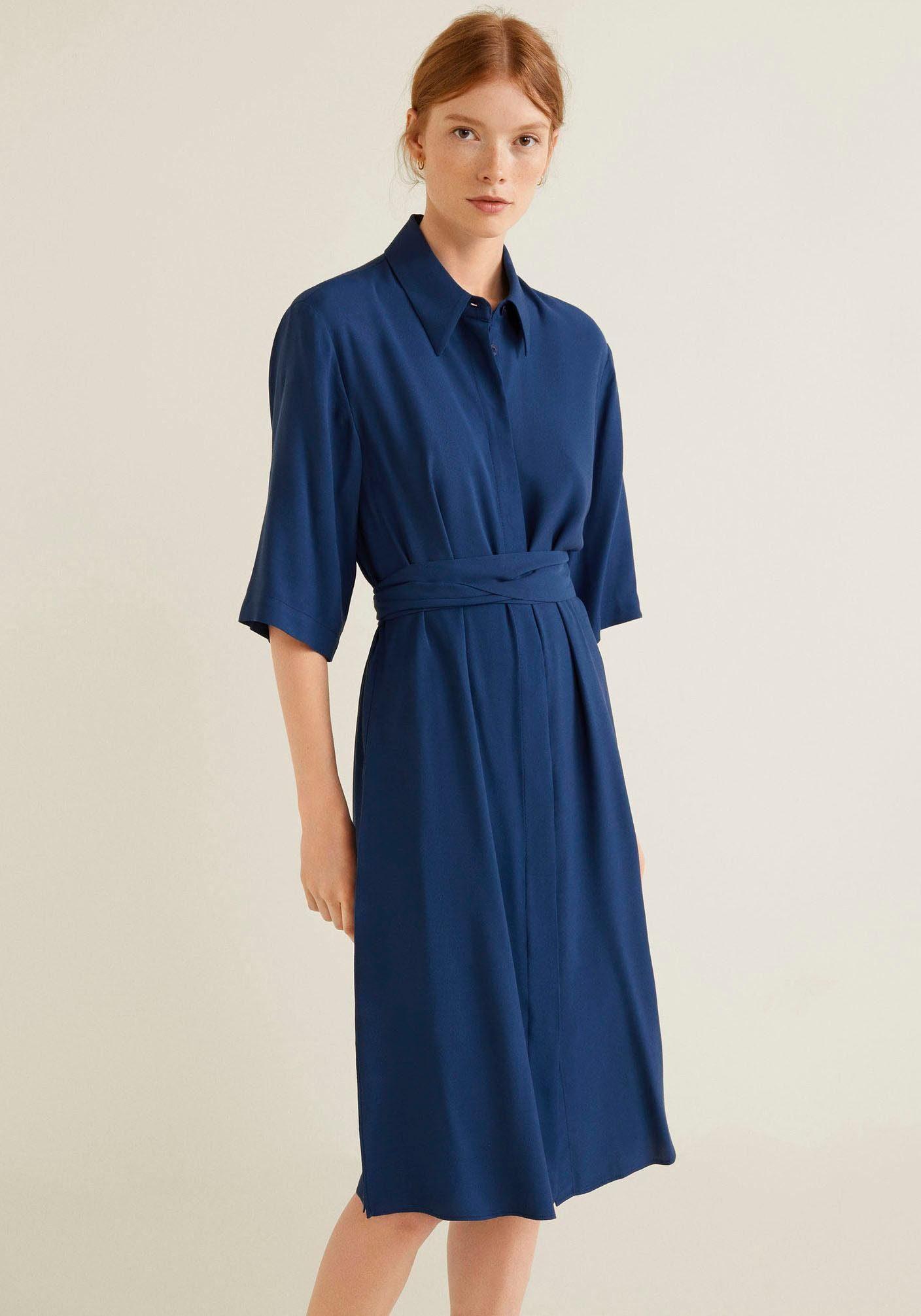 »amanda« Blusenkleid »amanda« Mango Online Kaufen Blusenkleid Mango dBrCoWxe