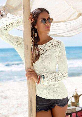 LASCANA Megztinis
