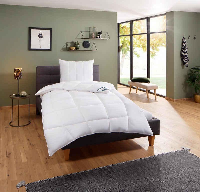 """Microfaserbettdecke, »Komfort Plus XXL-Warm«, fan Schlafkomfort Exklusiv, Füllung: Polyesterfaser, Bezug: 100% Polyester, Extrawarme Decke für den """"Frierer"""""""