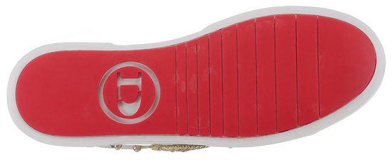 Dune Mit Verzierung »elga Auffälliger London Trainer« Bug Up Lace Love Sneaker TrTg8q