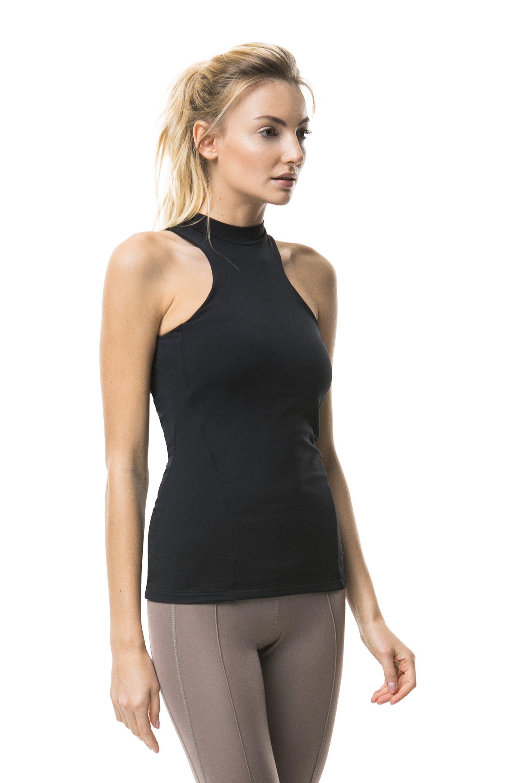 Reebok Cardio Tanktop Damen schwarz FitnessYoga Polyester