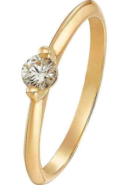 CHRIST Diamantring »60121486«