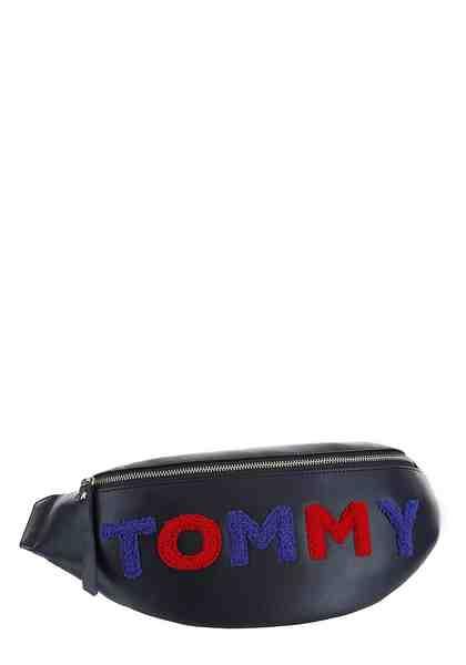 TOMMY HILFIGER Gürteltasche »ICONIC«, kann auch modisch crossover getragen werden