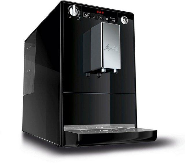 Melitta Kaffeevollautomat CAFFEO Solo E950-101