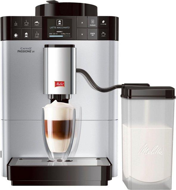 Melitta Kaffeevollautomat CAFFEO Passione OT F53 1-101
