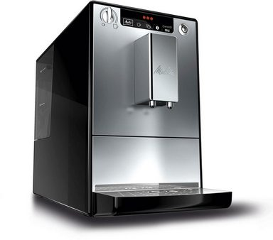 Melitta Kaffeevollautomat CAFFEO® Solo® schwarz-silber E 950-103