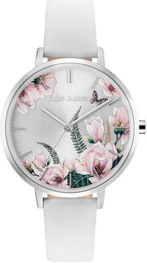 Julie Julsen Quarzuhr »Romance Silver White, JJW30SL-9«