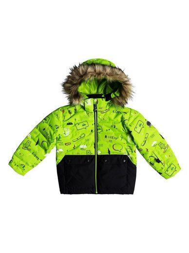 Quiksilver Snowboardjacke »Edgy«