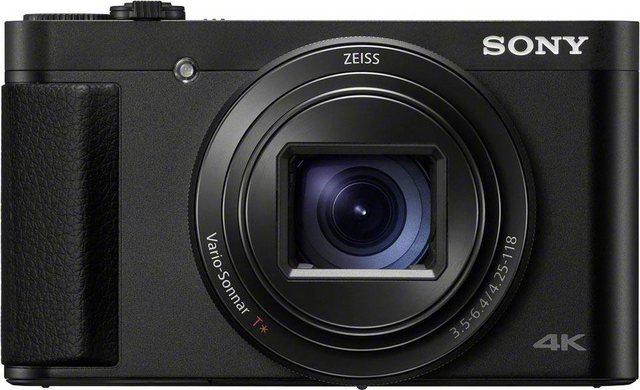 Digitalkameras - Sony »DSC HX99« Kompaktkamera (ZEISS® Vario Sonnar T* 24 720 mm, 18,2 MP, 28x opt. Zoom, NFC, WLAN (Wi Fi), Bluetooth, Touch Display, 4K Video, Augen Autofokus)  - Onlineshop OTTO