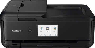 Canon PIXMA TS9550 Multifunktionsdrucker, (Bluetooth, WLAN (Wi-Fi), LAN (Ethernet)