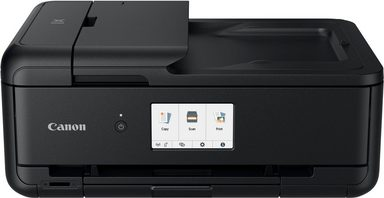 Canon PIXMA TS9550 Multifunktionsdrucker, (Bluetooth, WLAN (Wi-Fi), LAN (Ethernet)