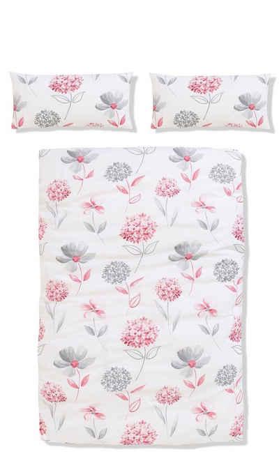1c5239e4aa9439 Biber-Bettwäsche in weiß online kaufen