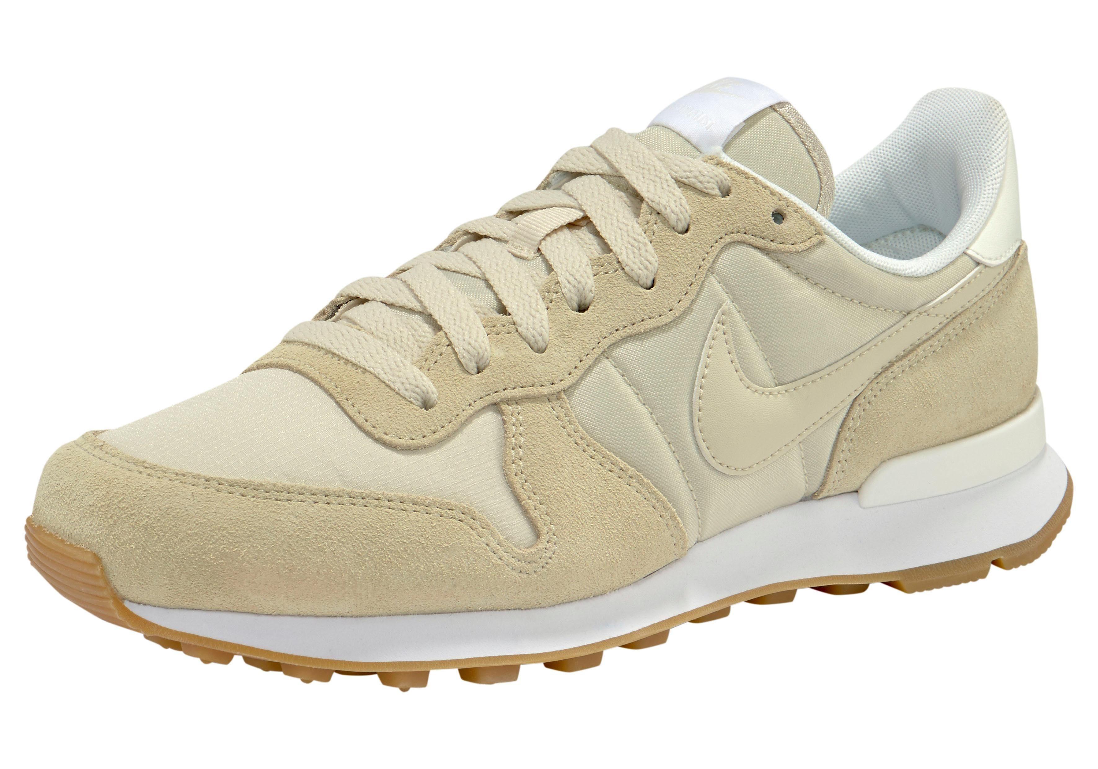 Nike Sportswear Internationalist Sneaker für Damen Beige