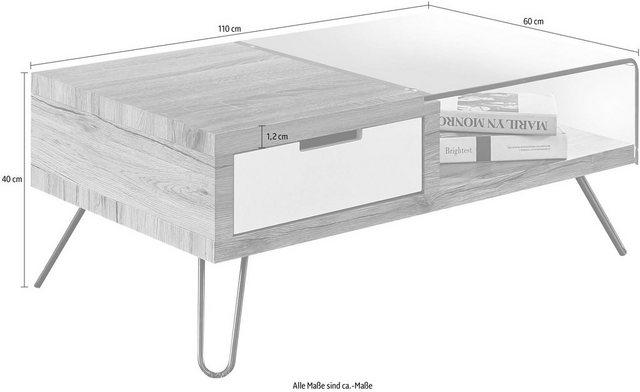 Wohnzimmertische - ATLANTIC home collection Couchtisch  - Onlineshop OTTO